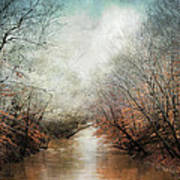 Whisper Of Winter Poster by Jai Johnson