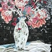 White Glove Poster by Diane Fine