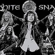 Whitesnake No.01 Poster by Caio Caldas