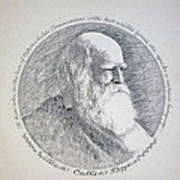 William Cullen Bryant Poster by Henry Goode