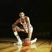 Wilt Chamberlain Poster by Retro Images Archive