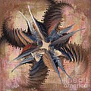Winds Of Change Poster by Deborah Benoit
