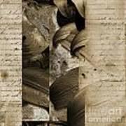 Written II Poster by Yanni Theodorou