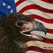 Young Americans Poster by Sherryl Lapping