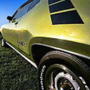 1971 Plymouth Gtx Poster by Gordon Dean II