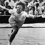 Billie Jean King (1943- ) Poster by Granger