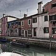 Burano - Venice - Italy Poster by Joana Kruse