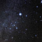 Canis Major Constellation Poster by Eckhard Slawik