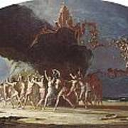 Come Unto These Yellow Sands Poster by Richard Dadd