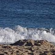 Crashing Waves Poster by Jamie Diamond