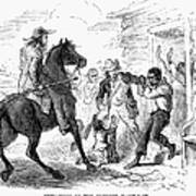 Fugitive Slave Act, 1850 Poster by Granger