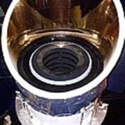 Iras Infrared Astronomy Satellite Poster by Mark Williamson