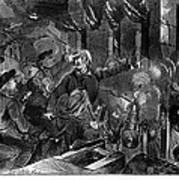 Kansas: Lawrence, 1856 Poster by Granger