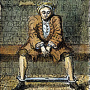 London: Debtors Prison Poster by Granger