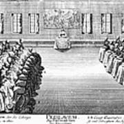 Moravians, 1757 Poster by Granger