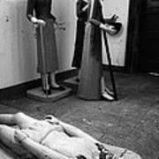 Stripped Saints Poster by Gaspar Avila