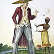 Surinam: Slave Owner, 1796 Poster by Granger