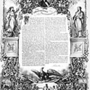 Emancipation Proclamation Poster by Granger