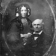 Harriet Beecher Stowe Poster by Granger
