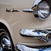 1955 Dodge Royal Lancer Sedan Poster by David Patterson