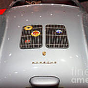 1955 Porsche 550 Rs Spyder . 7d9444 Poster by Wingsdomain Art and Photography