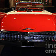 1959 Cadillac Convertible - 7d17377 Poster by Wingsdomain Art and Photography