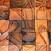 Buddha Image  Poster by Panyanon Hankhampa