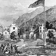 Harpers Ferry Insurrection, 1859 Poster by Photo Researchers