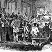 Kansas-nebraska Act, 1855 Poster by Granger