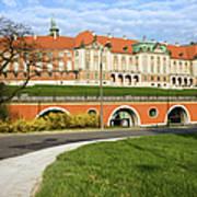 Royal Castle In Warsaw Poster by Artur Bogacki