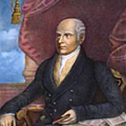John Quincy Adams Poster by Granger