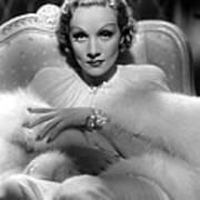 Desire, Marlene Dietrich, 1936 Poster by Everett
