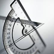 Geometry Set Poster by Tek Image