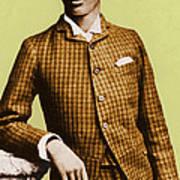 W.e.b. Du Bois, Civil Rights Activist Poster by Photo Researchers