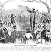 Abolition: Phillips, 1851 Poster by Granger