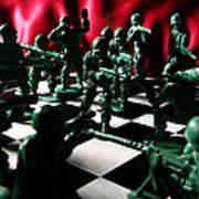 Alekhine's Gun Poster by Lon Casler Bixby