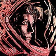 Alien Sigourney Weaver Poster by Giuseppe Cristiano