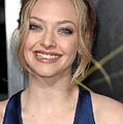 Amanda Seyfried At Arrivals For Dear Poster by Everett