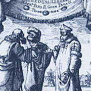 Aristotle, Ptolemy And Copernicus Poster by Science Source
