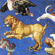 Artwork In Villa Farnese, Italy Poster by Photo Researchers