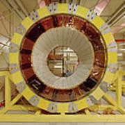 Atlas Detector Module Poster by David Parker