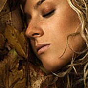 Autumn 04 Poster by Silvio Schoisswohl
