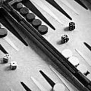 Backgammon Poster by Joana Kruse