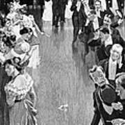 Ballroom, C1900 Poster by Granger