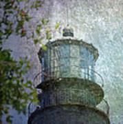 Beacon Of Hope Poster by Judy Hall-Folde