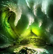Beneath Poster by Svetlana Sewell
