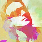 Bono Poster by Naxart Studio