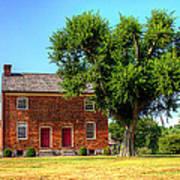 Bowen Plantation House Poster by Barry Jones