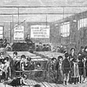 British Ragged School Poster by Granger
