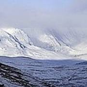 Cairngorms Plateaux, Scotland Poster by Duncan Shaw